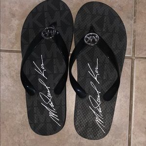 Michael Kors Shoes - Michael Kors flip flops